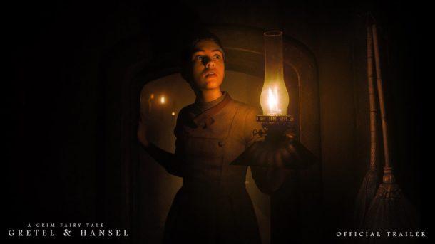 Trailer: GRETEL &HANSEL