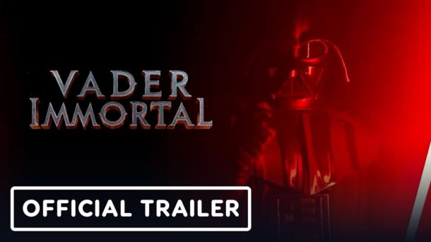 Trailer: VADER IMMORTAL Episode II