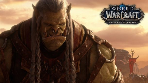WORLD OF WARCRAFT: BATTLE FOR AZEROTH – Reckoning