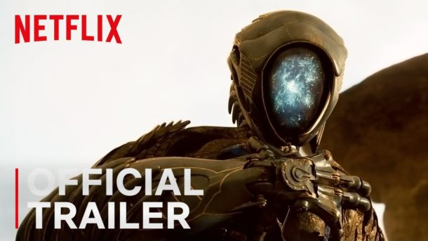 Netflix: LOST IN SPACE Staffel zwei