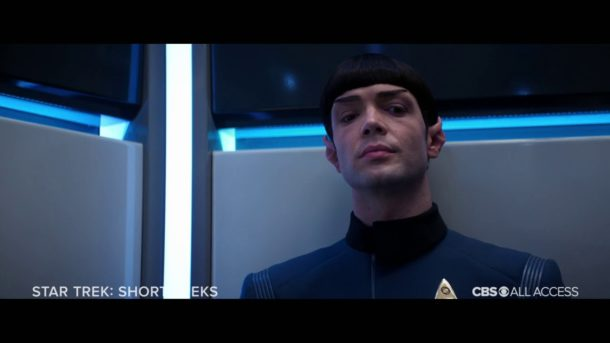 STAR TREK – mehr SHORT TREKS: Trailer