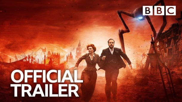 Trailer: BBCs THE WAR OF THE WORLDS