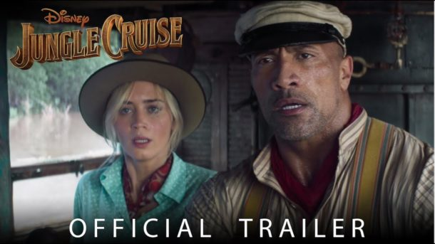 Trailer: Disneys JUNGLE CRUISE