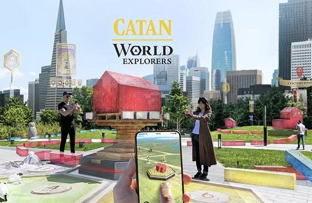 SIEDLER VON CATAN goes Augmented Reality