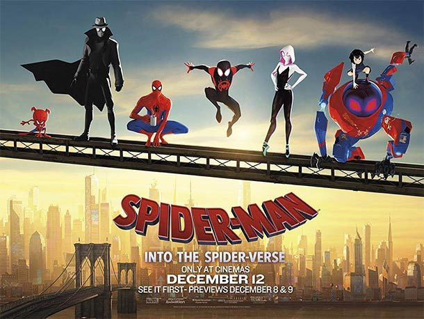 SPIDER-MAN: INTO THE SPIDER-VERSE – Fortsetzung kommt 2022