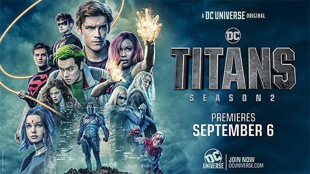 TITANS bekommt dritte Staffel