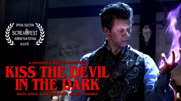 Indie-Horror-Kurzfilm: KISS THE DEVIL IN THE DARK