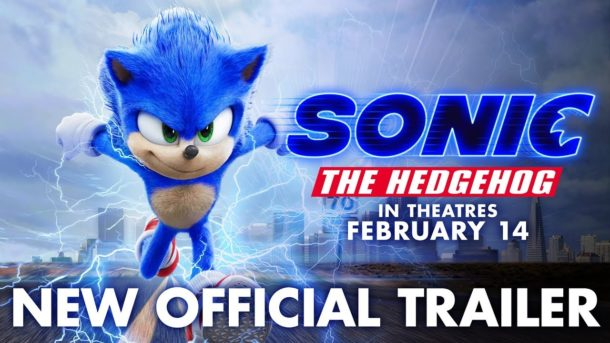 Neue Trailer: SONIC THE HEDGEHOG