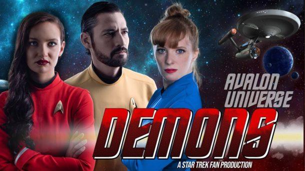 STAR TREK-Fanfilm: DEMONS – Segment 1