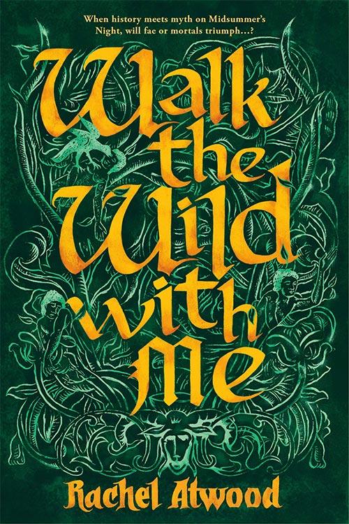 Morgen erscheint: WALK THE WILD WITH ME von Rachel Atwood