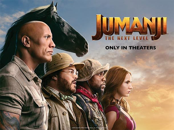 Bandit bespricht: JUMANJI – THE NEXT LEVEL