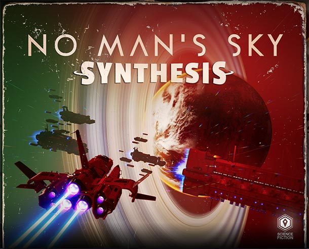 NO MAN'S SKY: Neues Update SYNTHESIS ist live