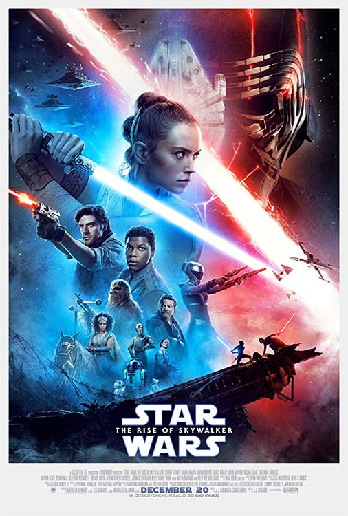 STAR WARS – THE RISE OF SKYWALKER – DER AUFSTIEG SKYWALKERS
