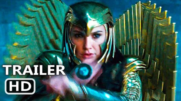 Grandios: Trailer WONDER WOMAN 1984