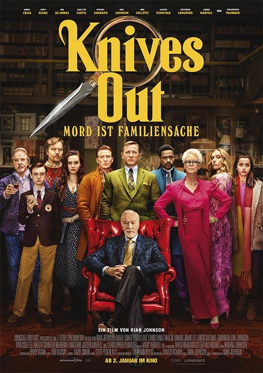 Bandit bespricht: KNIVES OUT