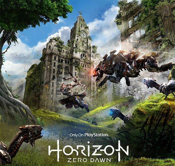 Kommt HORIZON ZERO DAWN für PCs?