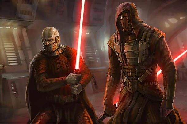 KNIGHTS OF THE OLD REPUBLIC: Remake in Arbeit?