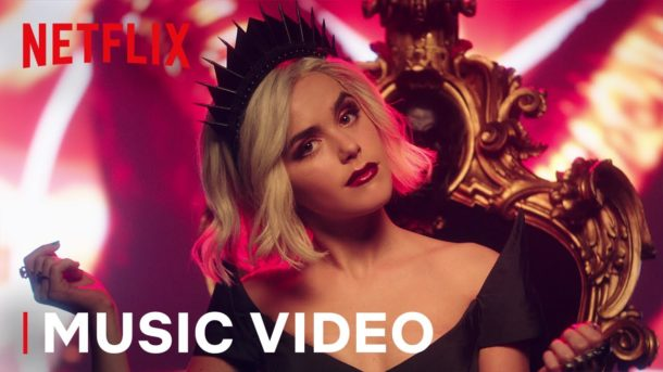 CHILLING ADVENTURES OF SABRINA: STRAIGHT TO HELL | Music Video Trailer