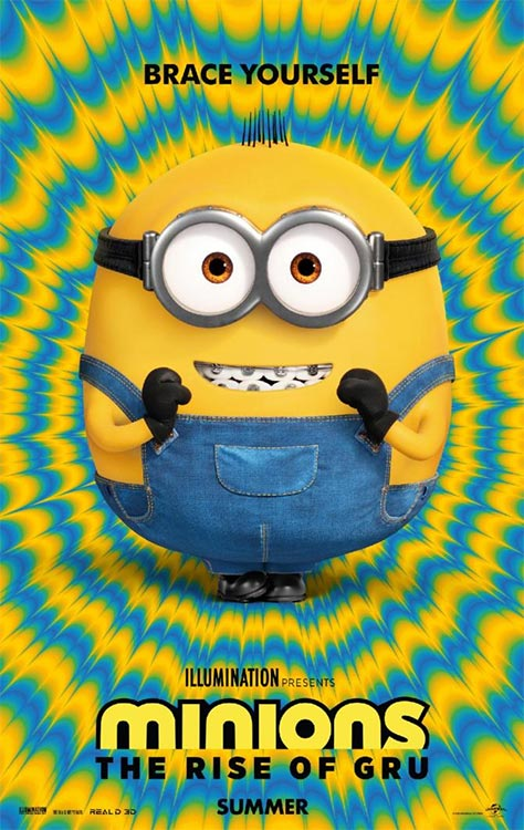 MINIONS 2 – THE RISE OF GRU