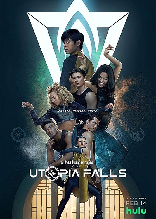 Trailer: UTOPIA FALLS – Science Fiction meets Music