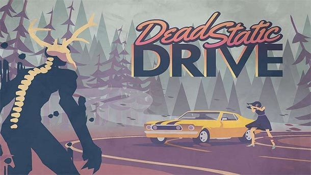 Teaser: DEAD STATIC DRIVE is »Grand Theft Cthulhu«