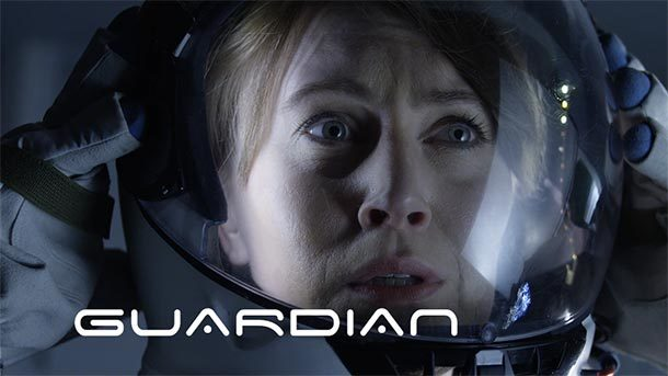 Crowdfunding für deutschen Science Fiction-Film: GUARDIAN