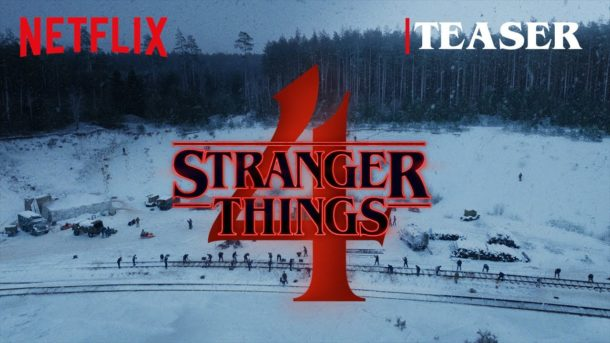 STRANGER THINGS 4 Teaser: From Russia With Love