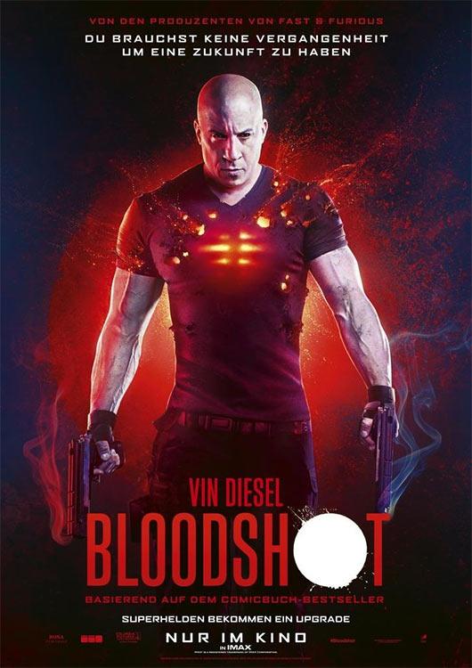 Bandit bespricht: Vin Diesel in BLOODSHOT