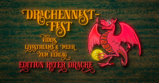 Am Wochenende auf Twitch: Das Drachennestfest