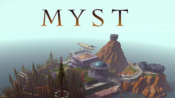 Mal wieder: MYST soll zur Fernsehserie werden