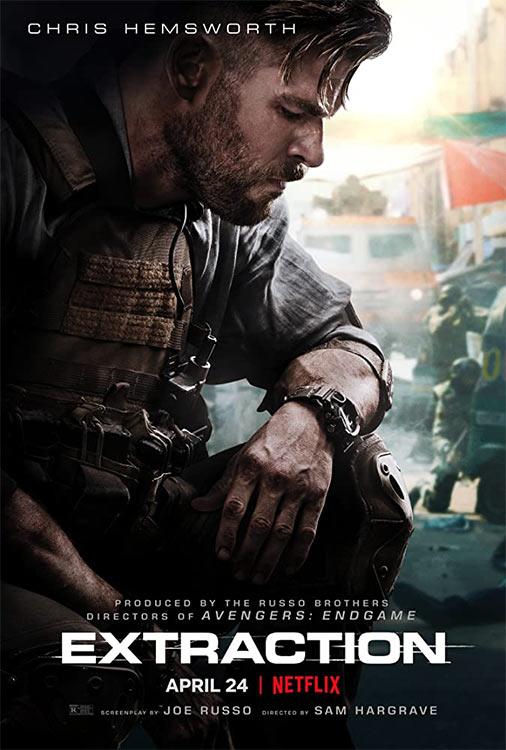 Bandit bespricht: Netflix – EXTRACTION