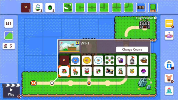 »World Maker Mode«-Update für SUPER MARIO MAKER 2