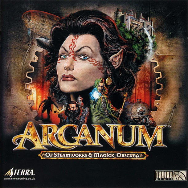 Humble Sierra Bundle 3 mit: ARCANUM – OF STEAMWORKS AND MAGIC OBSCURA