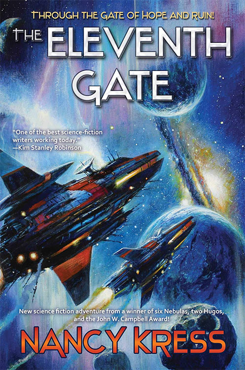 Erschienen: THE ELEVENTH GATE von Nancy Kress