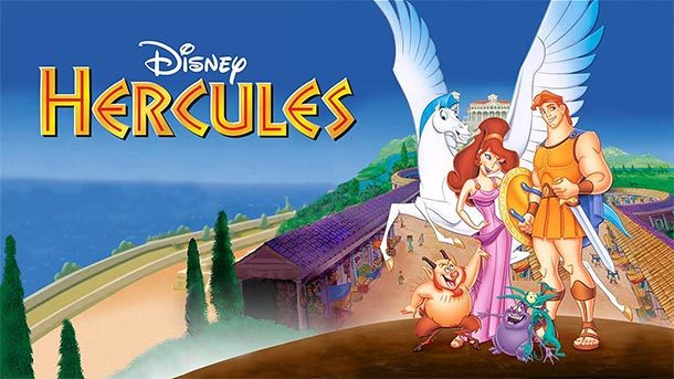 Live-Action-Remake: Disneys HERCULES