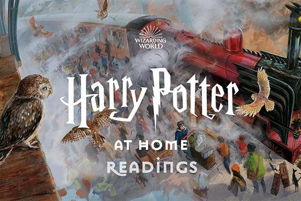 Für umme: Daniel Radcliffe und andere lesen HARRY POTTER