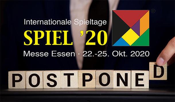 Abgesagt: Spiel 2020 in Essen
