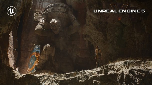 Episch: A Glimpse Of Things To Come – Unreal Engine 5 Demo