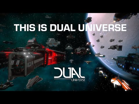 Trailer: Science Fiction-MMO DUAL UNIVERSE