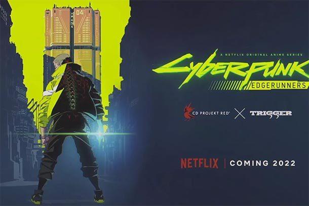 CYBERPUNK 2077: Netflix produziert Animé-Serie CYBERPUNK EDGERUNNERS