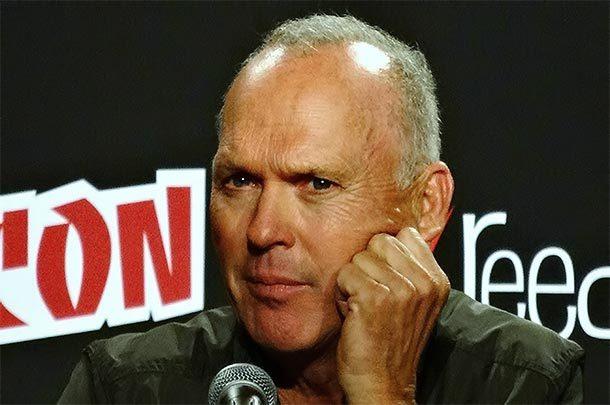 Michael Keaton zieht den Batsuit wieder an