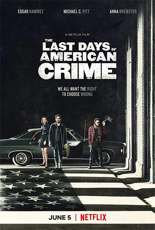 Bei Netflix: THE LAST DAYS OF AMERICAN CRIME