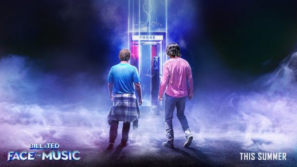 Exzellent! BILL & TED FACE THE MUSIC – Trailer