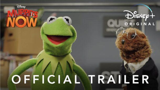 Trailer: MUPPETS NOW auf Disney+