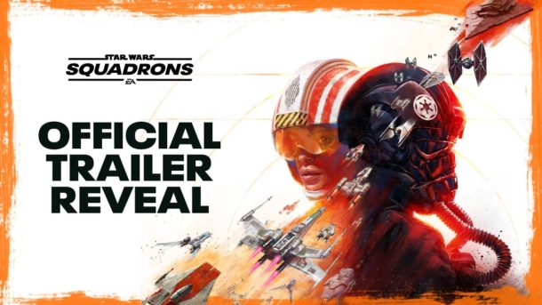 Trailer  STAR WARS: SQUADRONS