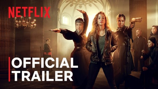 Trailer: WARRIOR NUN – als Serie bei Netflix