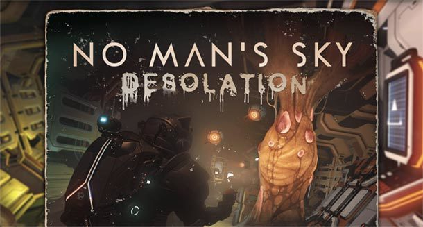 NO MAN'S SKY: DESOLATION Update