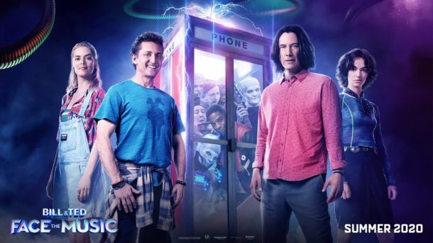 Trailer: BILL & TED FACE THE MUSIC