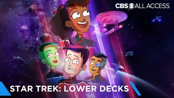 Trailer – STAR TREK: LOWER DECKS