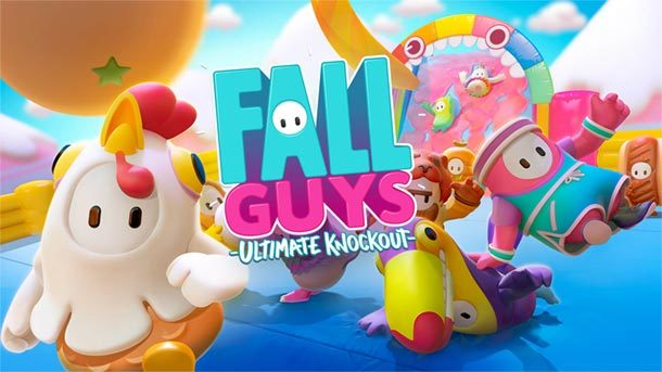 Neu bei Steam: FALL GUYS